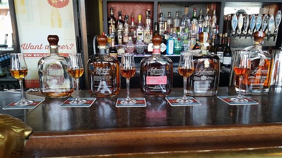 Pierre, Dakota del Sur: Jefferson's Reserve Grand Selection Flight Tasting