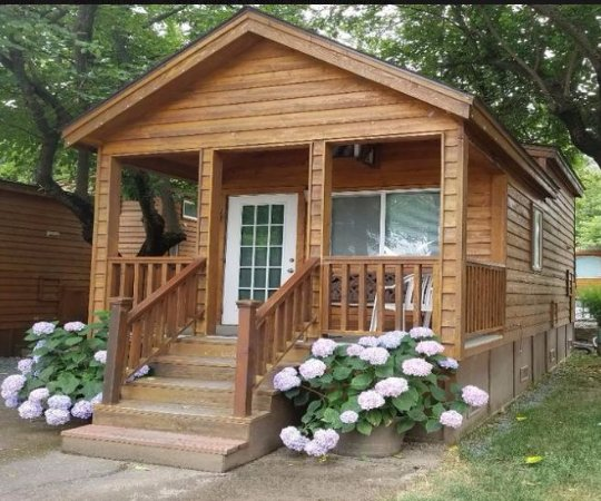 Plymouth, CA: one bedroom cabin