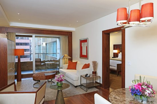 JW Marriott Hotel Bogota: Guest Room