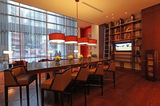 JW Marriott Hotel Bogota: Monet Brasserie - Bar