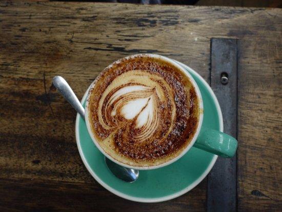 Dural, Australia: Cappuccino