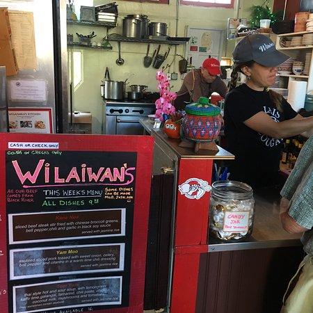 Wilaiwan S Kitchen Montpelier Vt