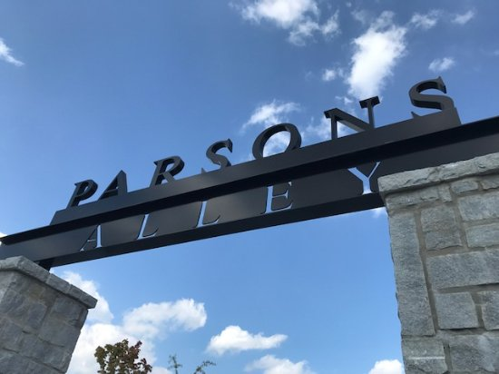 Parsons Alley Duluth