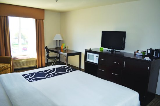 Moscow, ID: Guest Room