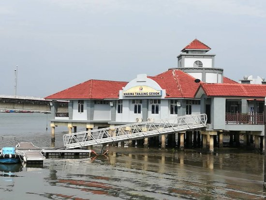 ‪‪Kuala Rompin‬, ماليزيا: New, on time and hassle free ferry. Plus point - good and helpful staffs‬