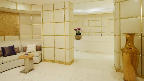 The St. Regis Doha: Remède Spa - Welcome Lounge