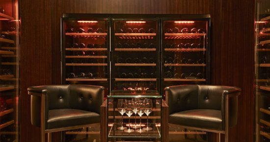 The St. Regis Doha: Opal by Gordon Ramsay - Wine Cellar