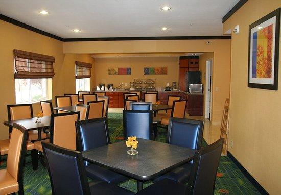 Eden Prairie, MN: Breakfast Area