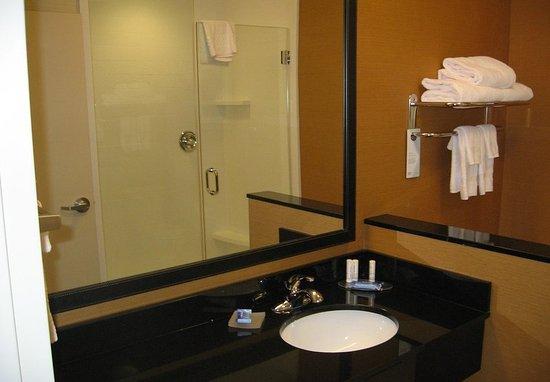 Horseheads, Estado de Nueva York: King Guest Room - Bathroom