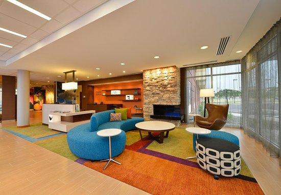Horseheads, Estado de Nueva York: Lobby Sitting Area