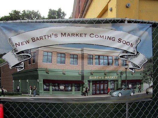 New Providence, NJ: Barth's Market