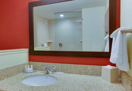 Cranberry Township, PA: Guest Room Bathroom