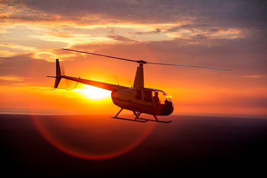 Airborne Solutions: Romantic Sunset Getaway - Taking spectacular Darwin sunsets to a whole new level!