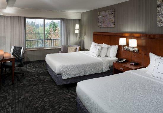 Kirkland, WA: Queen/Queen Guest Room
