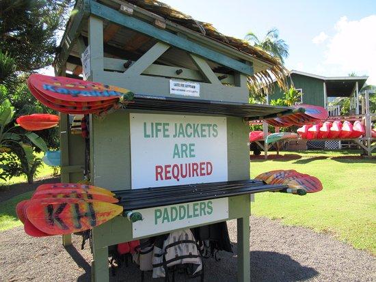 Ханалей, Гавайи: Safety if their first concern