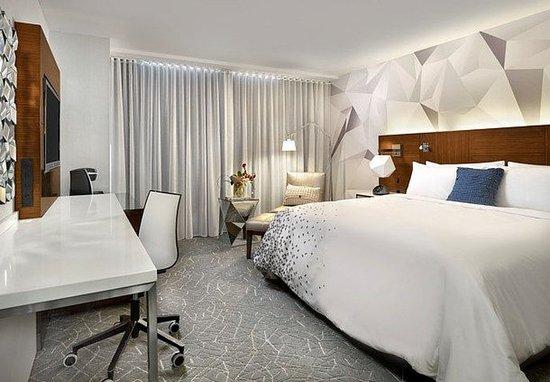 Nisku, Canada: King Guest Room