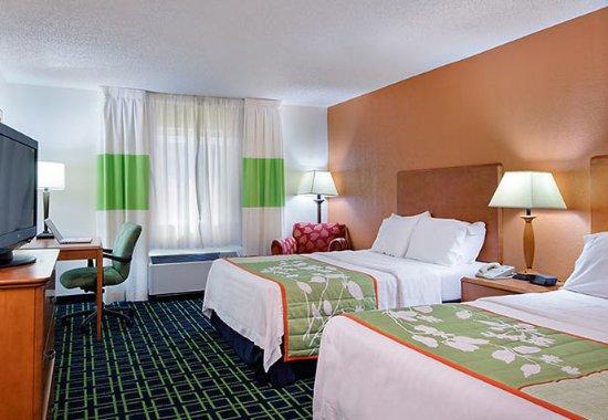 Temple Terrace, FL: Double/Double Guest Room