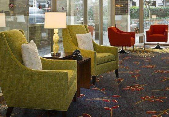 Bethesda, Μέριλαντ: Lobby Seating Area