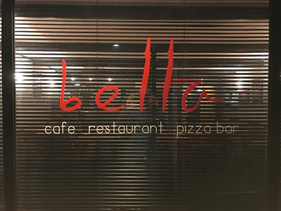 Bella Cafe Restaurant & Pizza Bar : photo0.jpg