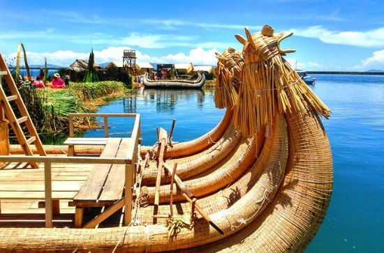 Lake Titicaca Floating Islands Tour...