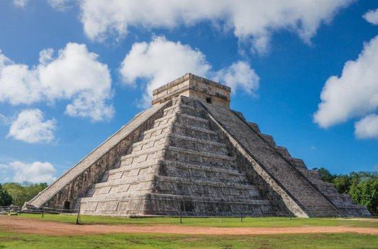 Visite privée à Chichén Itzá incluant...