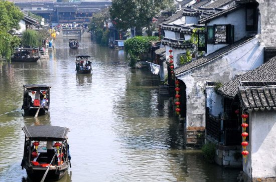 Suzhou Private Essence Tour of...