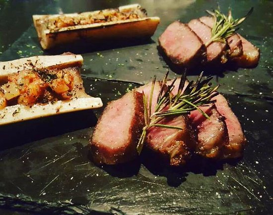 Fort Lee, NJ: Steak is for dinner! Bring your bottle of wine and come dine with us! Reservations available!