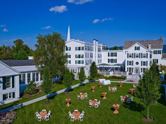Manchester, VT: Vermont Hotel Lincoln Garden