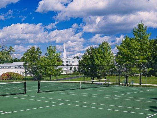 Manchester, VT: Vermont Hotel Tennis Activities