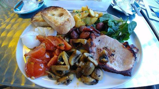 Dongara, Αυστραλία: Big Breakfast