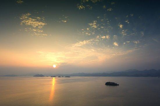 Chun'an County, Chine : Amazing Sunset