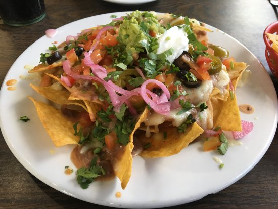 North Salt Lake, UT: Nachos