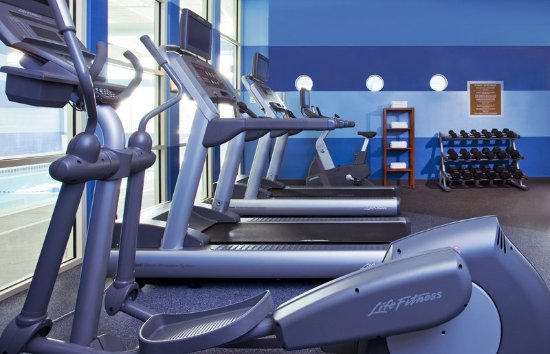Four Points by Sheraton Columbus Ohio Airport: Fitness Center