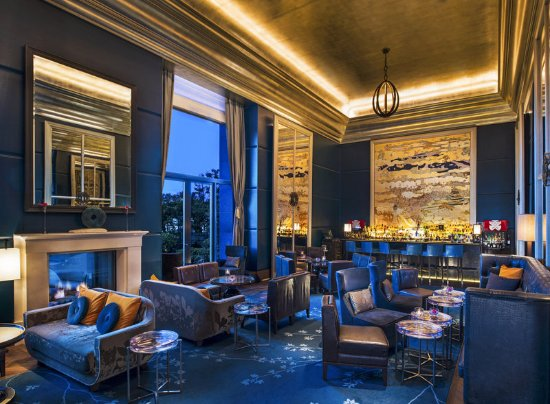 The St. Regis Osaka: St Regis Bar