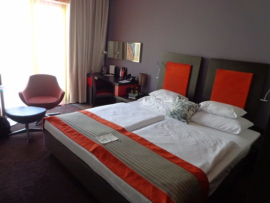Vienna House Andel's Cracow: Basic room