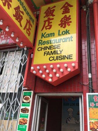 Kam Lok Restaurant San Francisco Ca