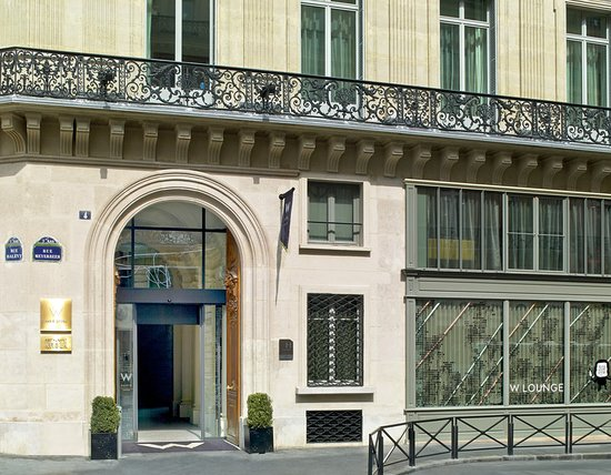 W Paris Opera Updated 2017 Prices Amp Hotel Reviews
