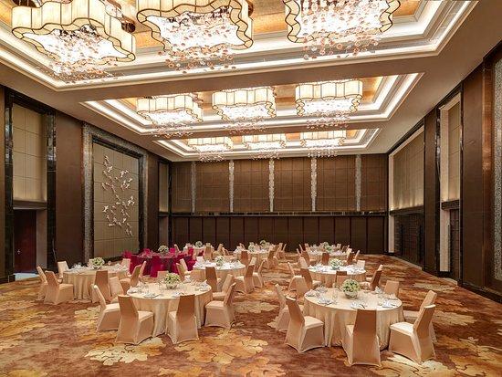 Shantou, Çin: Sheraton Grand Ballroom 2