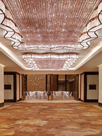 Shantou, Çin: Sheraton Grand Ballroom Foyer