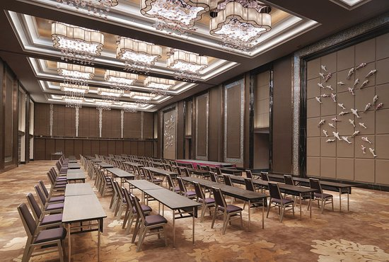 Shantou, China: Sheraton Grand Ballroom - Classroom
