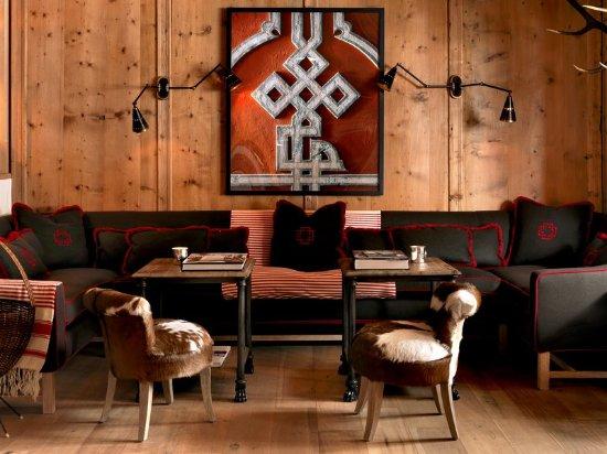 Hinterthal, Österreich: Sitting area in Lounge
