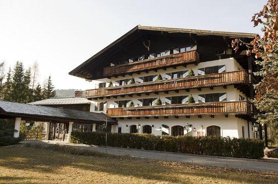 Hinterthal, Österreich: Jagdgut Wachtelhof in summer