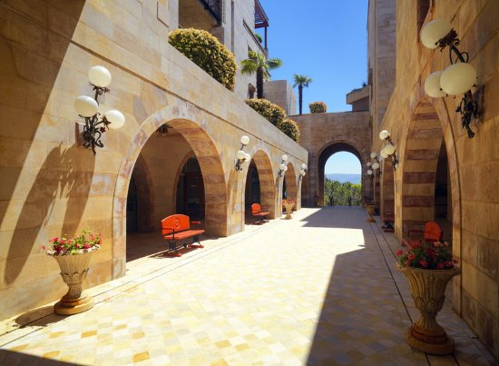 Broummana, Liban: Quartier 1 - Alley