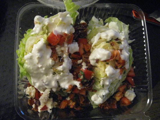 Novato, CA: $11.35 ... Large Wedge Salad