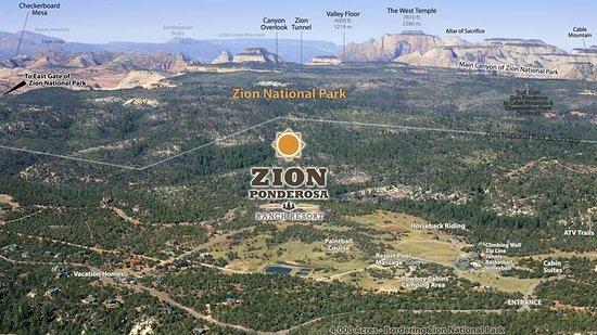 Zion Ponderosa Ranch Resort Updated 2017 Prices Campground Reviews Zion National Park Ut Tripadvisor