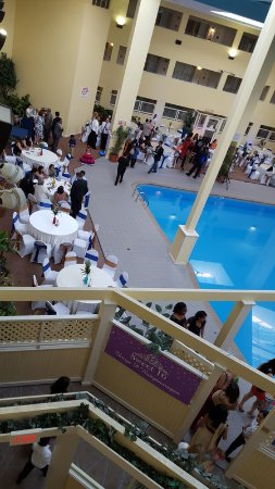 Bedford Plaza Hotel: Pool Function 5