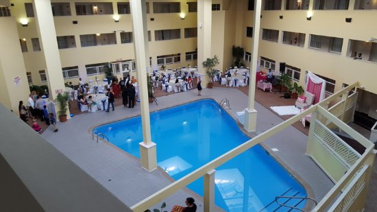 Bedford Plaza Hotel: Pool Function 4