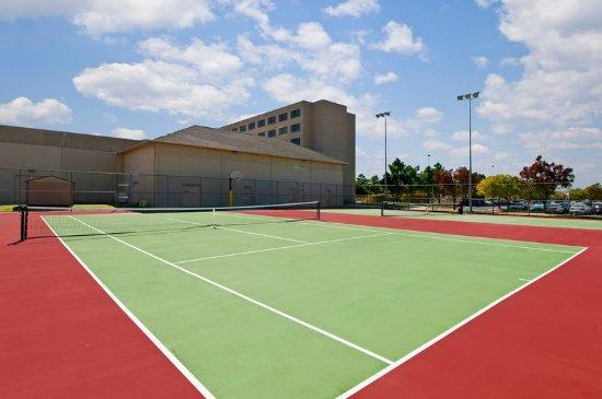 Norman, OK: Tennis Court
