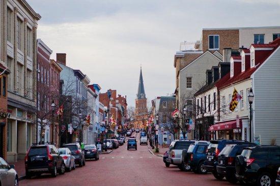 Westin Annapolis: Historic Annapolis