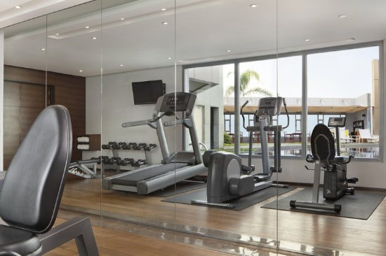 Four Points by Sheraton Le Verdun: Fitness Center